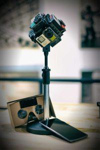 gopro vidéo 360